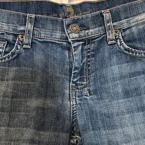7 For All Mankind Jeans - 7 for all man kind Crop Jeans Style S2024905 490S